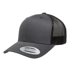 Кепка FlexFit Trucker Black