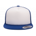 Кепка FlexFit 6005FW Trucker Royal/White/Royal