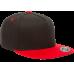 Кепка FlexFit 6007T - Classic Snapback Black/Red