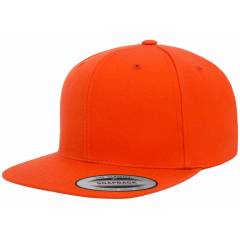 Кепка FlexFit 6089M - Classic Snapback Orange