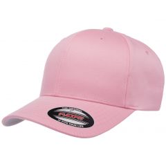 Кепка FlexFit 6277 Wooly Combed Pink