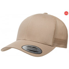 Кепка FlexFit Retro Trucker Khaki