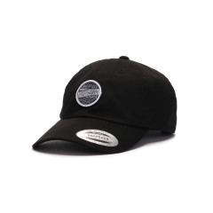 Кепка Footwork East Round Black