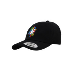 Кепка Footwork Parrot Dad Cap Black
