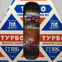 Фингерборд ТУРБО - Молоко / Волга