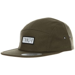 Кепка TRANSFER Jockey Cap Olive