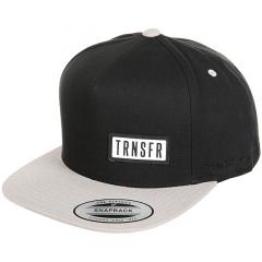 Кепка TRANSFER Classic Snapback Black/Silver