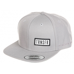 Кепка TRANSFER Classic Snapback Silver